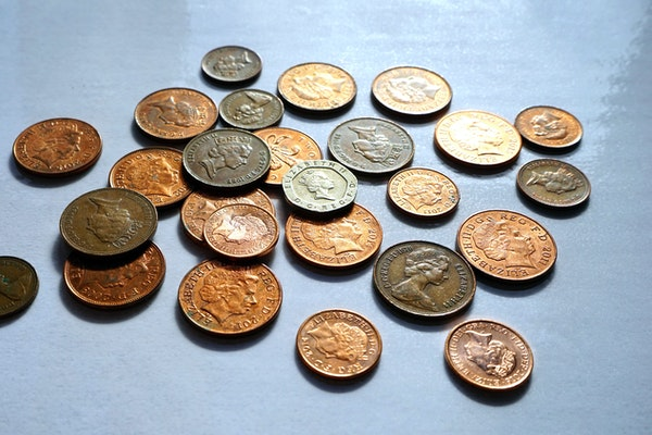 2p and £2 coin production suspended