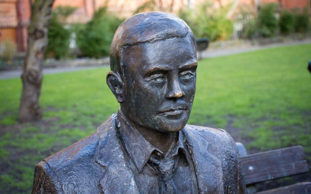 Code-breaker Alan Turing new face of £50 note